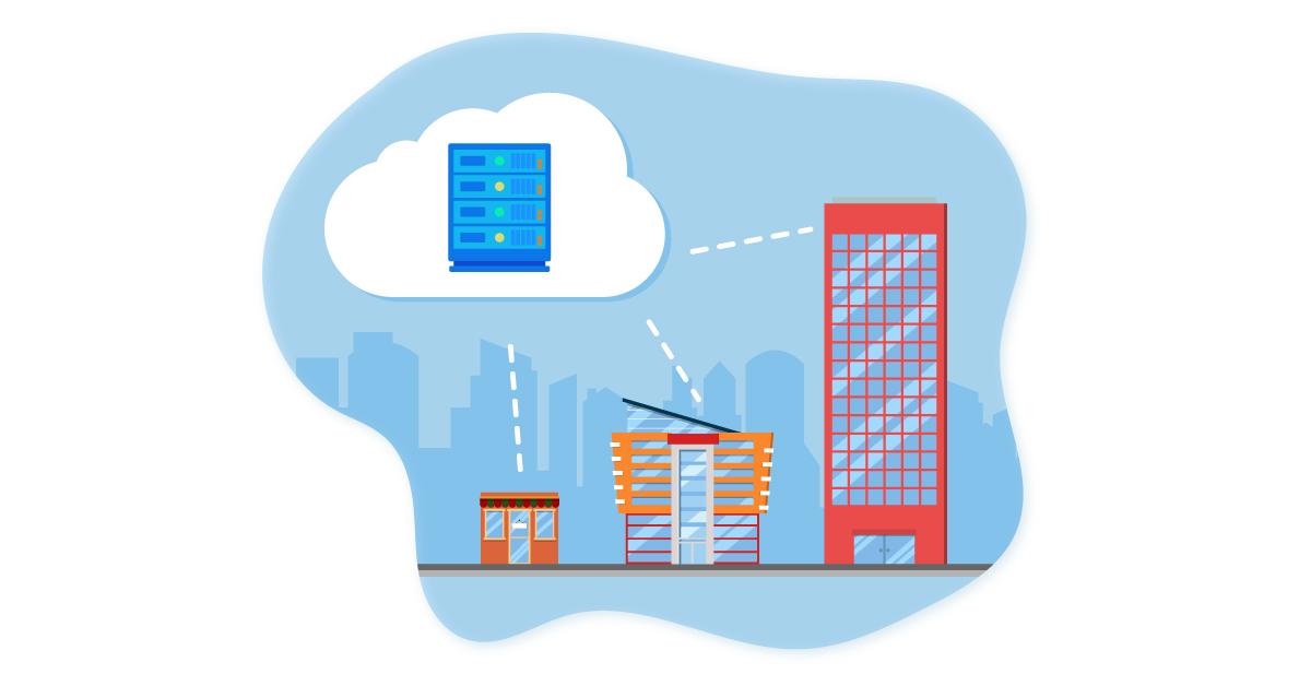 Преимущества серверной виртуализации для бизнеса любого масштаба